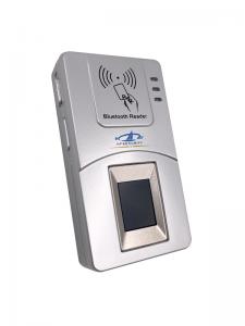 Vingerafdruk scanner